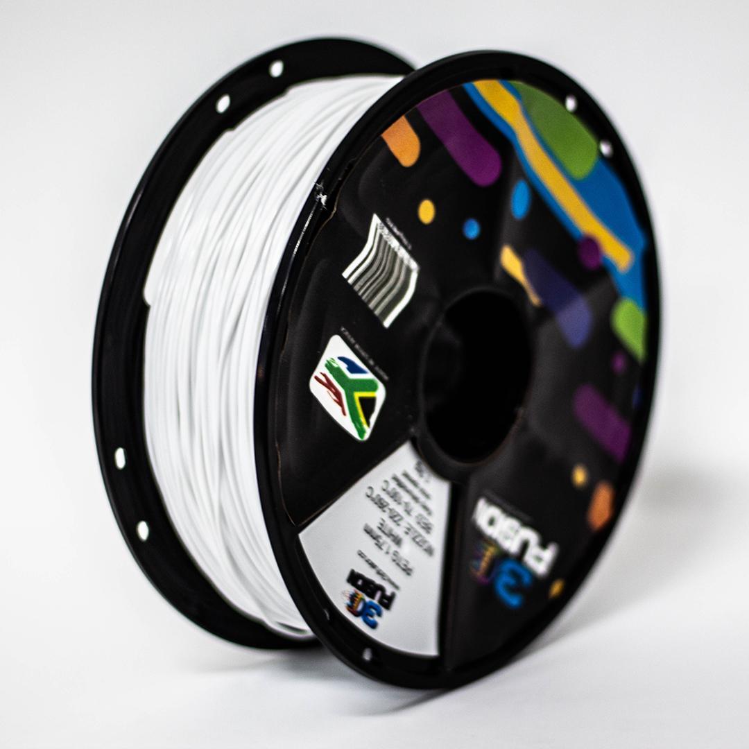 3D Filament White 1.1KG